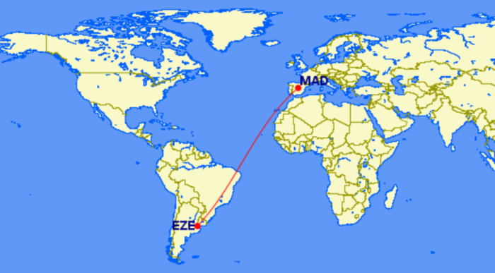 Iberia Announces Two New A350 Routes To The Americas
