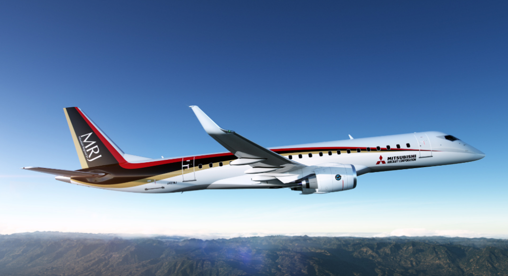 Mitsubishi MRJ Regional Jet