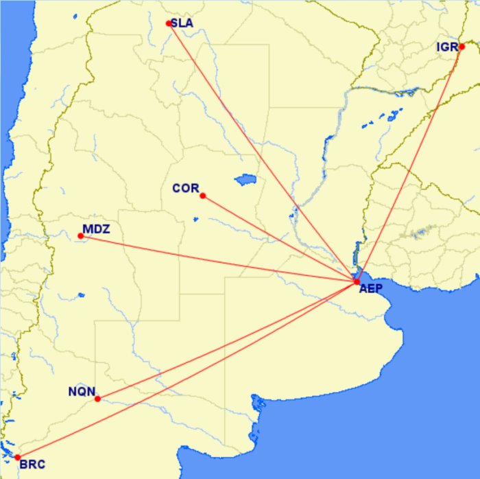 Norwegian Air Commences 737 Domestic Operations In Argentina