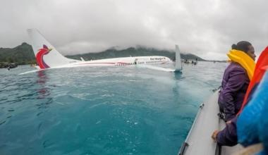 Air Niugini Accident