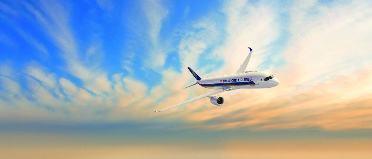 Singapore Airlines To Launch A350 Flights To Seattle In 2019 ...