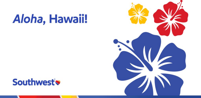 When Will Southwest Airlines Launch Hawaii Flights?