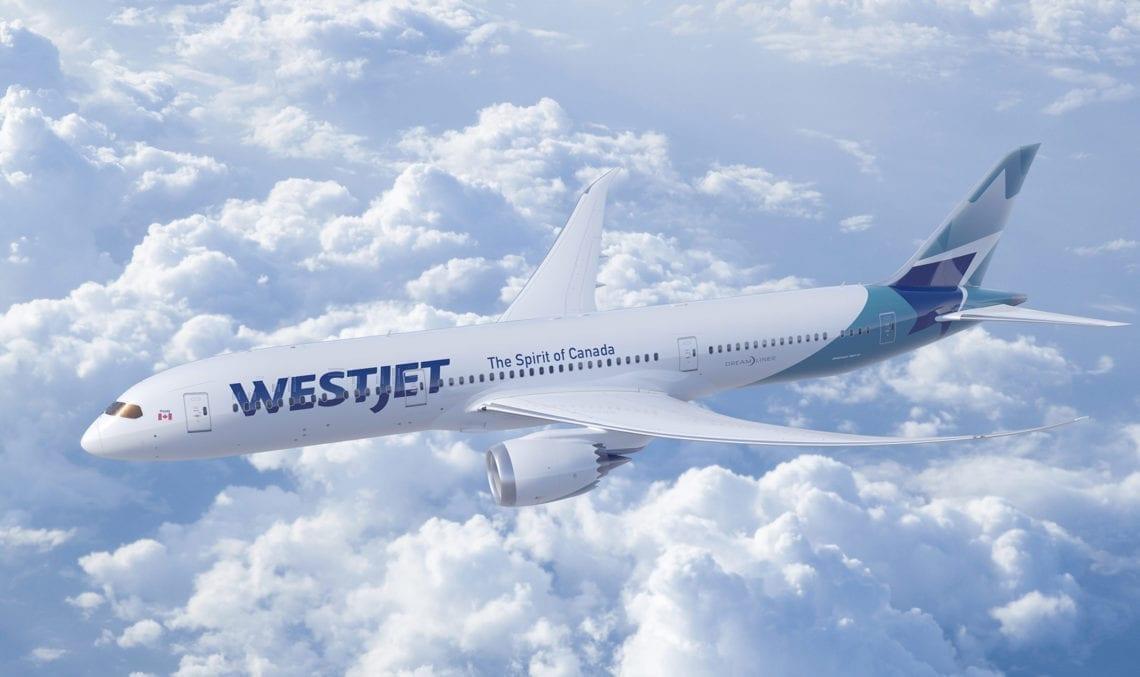 Westjet 787 Dreamliner