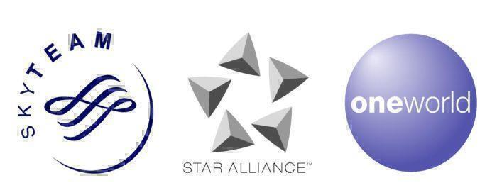 The 3 Major Airline Alliances: Star Alliance, OneWorld and SkyTeam