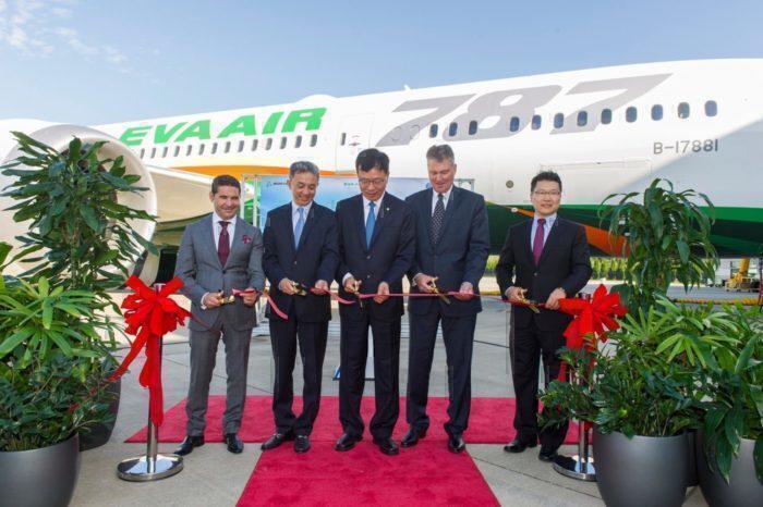 eva air 787 dreamliner