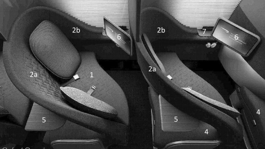 British Airways Club World Seat 2014