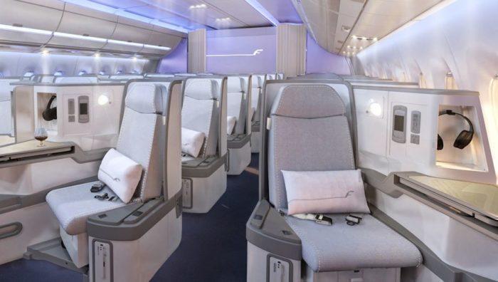 Club world seats