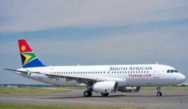 south african airways shares
