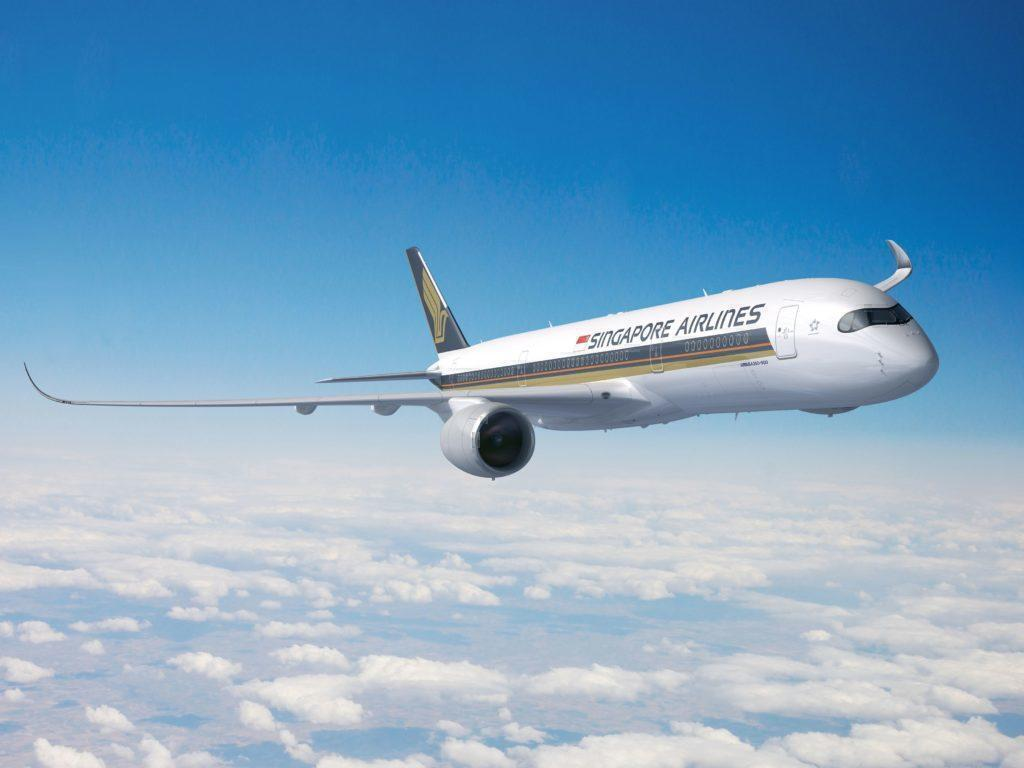 Singapore Airlines Sets Aside $2.3 Billion For New Aircraft Payments