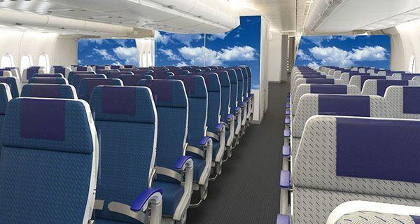 ANA A380 economy