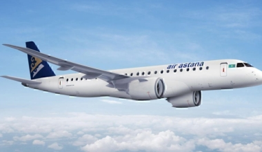 Air Astana E190