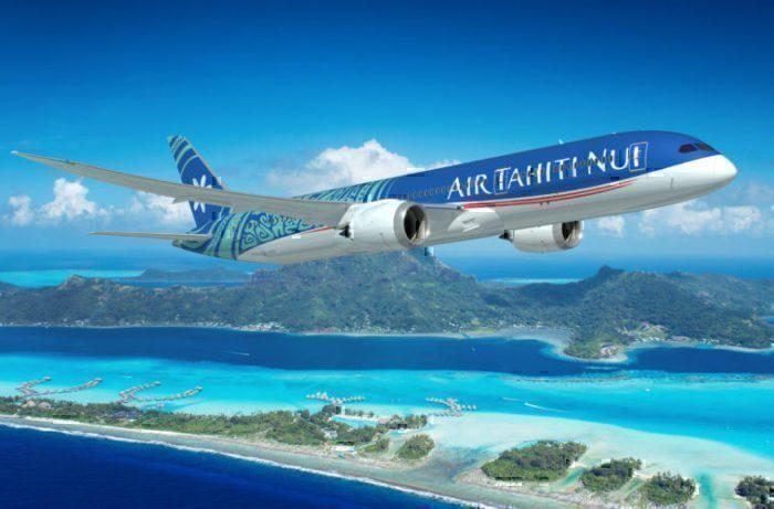 Air tahiti easter island