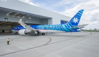 Boeing 787 Air Tahiti Nui