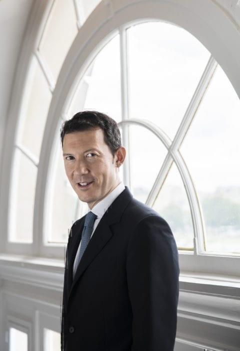 New Air France CEO Ben Smith