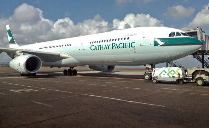 Cathay Pacific Turns It's Fortunes Around And Reports 2018 Profits Of $293 Million