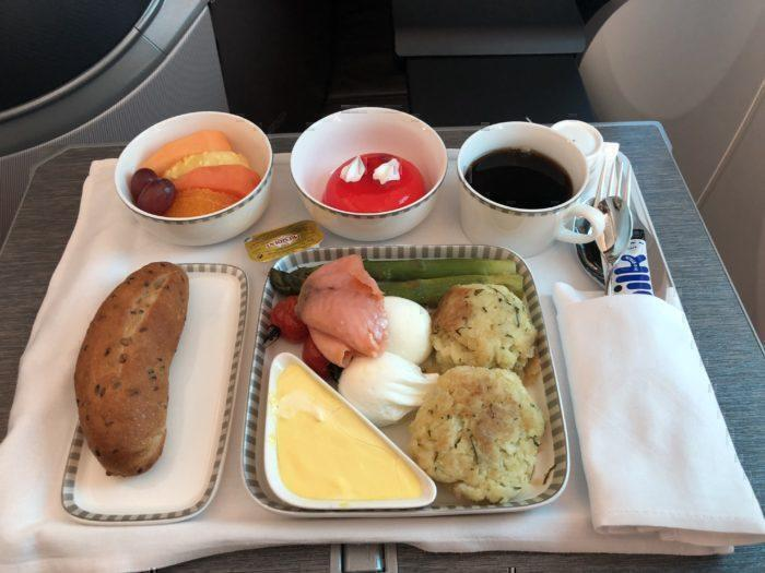 Singapore Airlines Book The Cook Meal