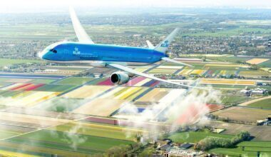 Earn Flying Blue miles with KLM