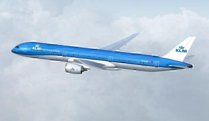 KLMs 787-10