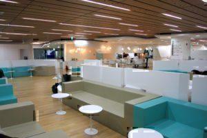 Korean Airlines lounge Seoul