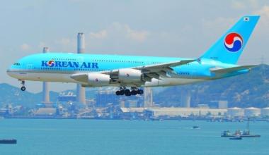 Korean Air Airbus