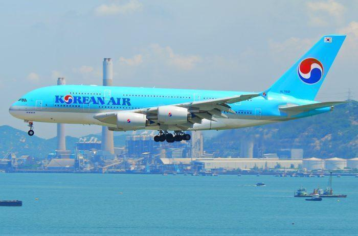 Korean Air Airbus