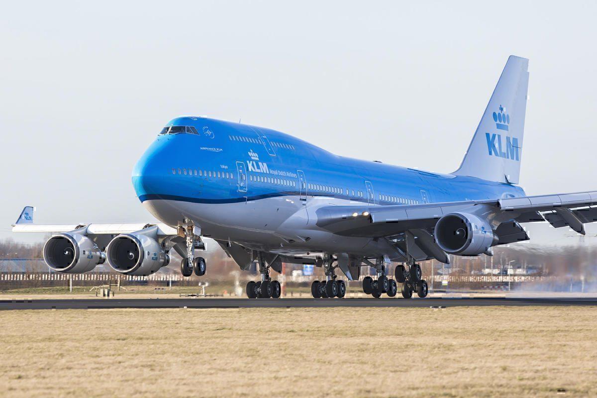 World S Oldest Operating 747 Retires After Flying For 30