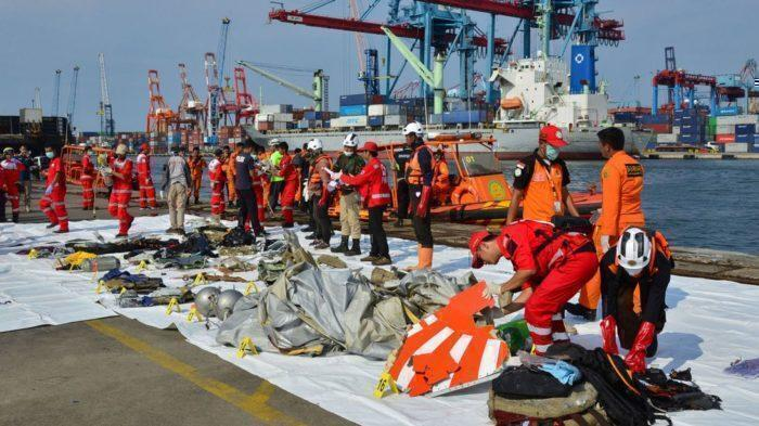 Lion Air debris