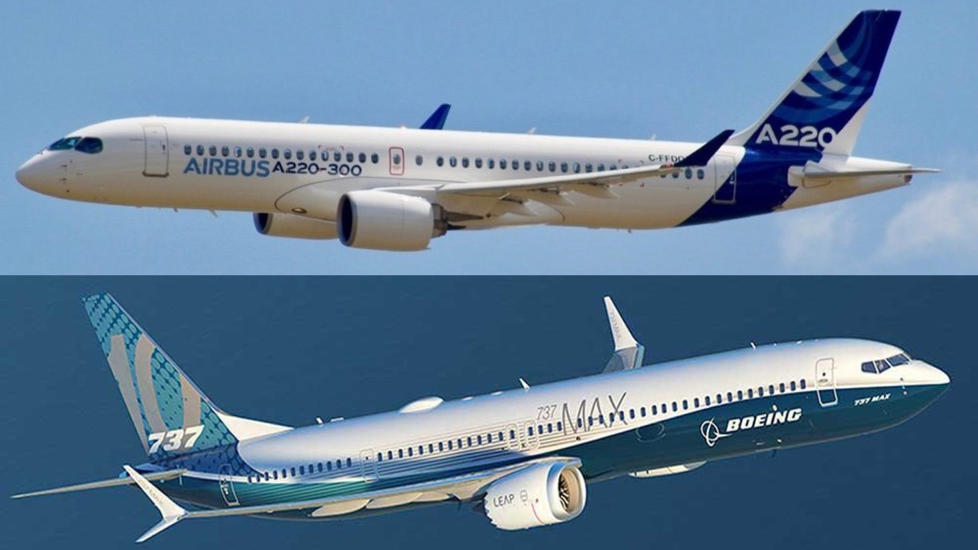 Airbus A220 vs Boeing 737 – Which Plane Is Best? - Simple Flying