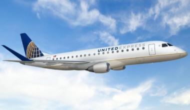 United Embraer 175