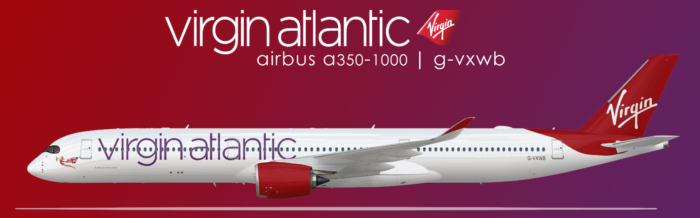 Virgin Atlantic Files First A350-1000 Route With 1-2-1 Business