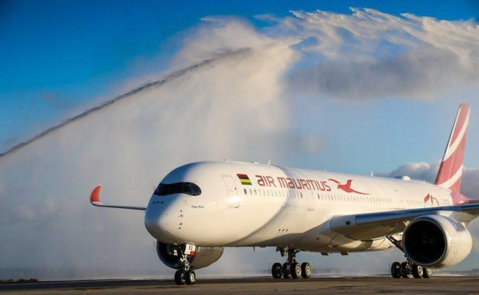 air mauritius A350 delivery