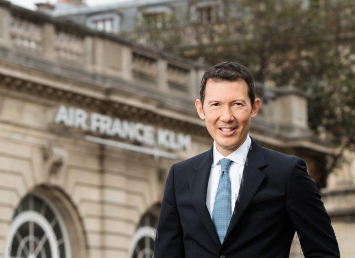 benjamin smith new air france CEO