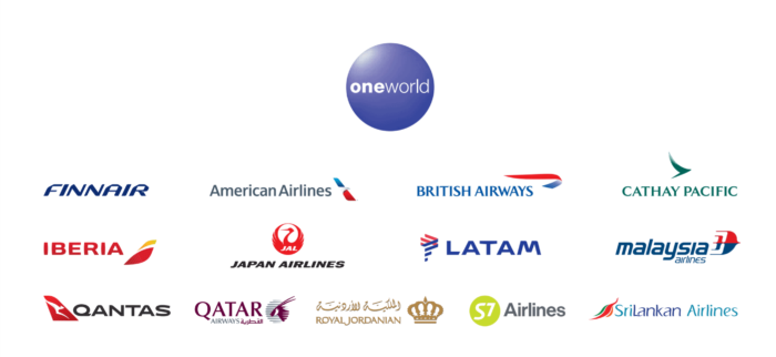 oneworld member airlines