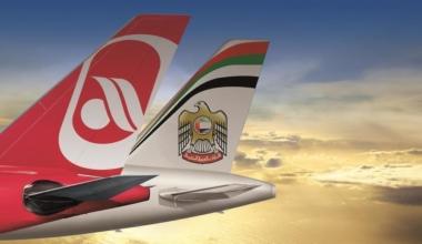 Etihad Airways and Air Berlin