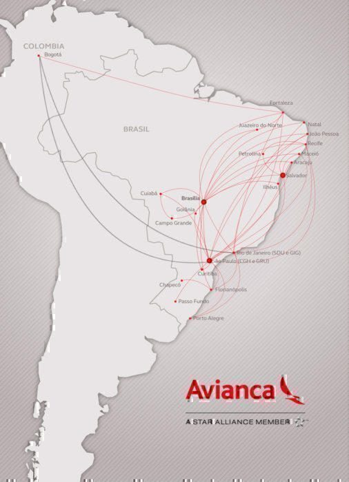Avianca Brasil Files For Bankruptcy Protection Amid Jet Reposession ...