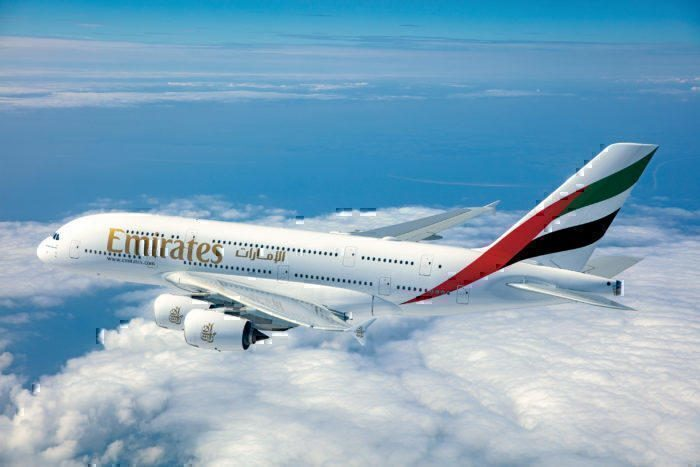 Emirates South African Airways