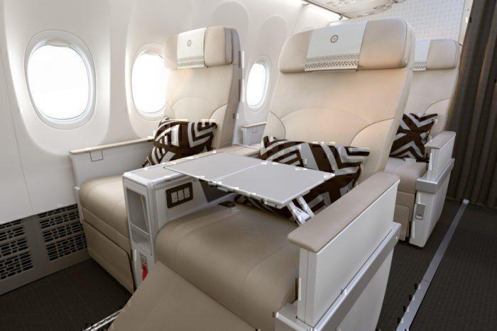 Fiji air business class