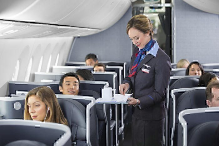 American Airlines Service