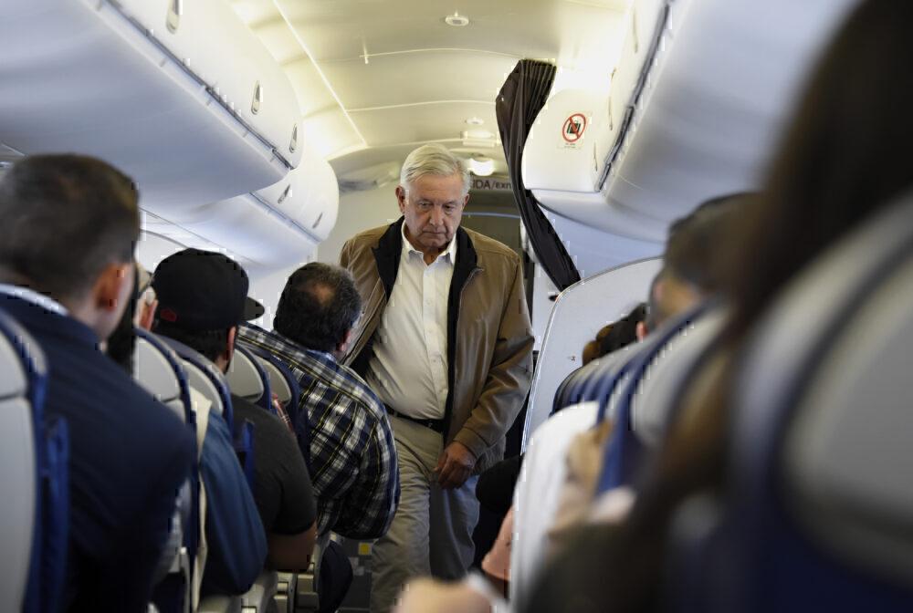 President Obrador Getty