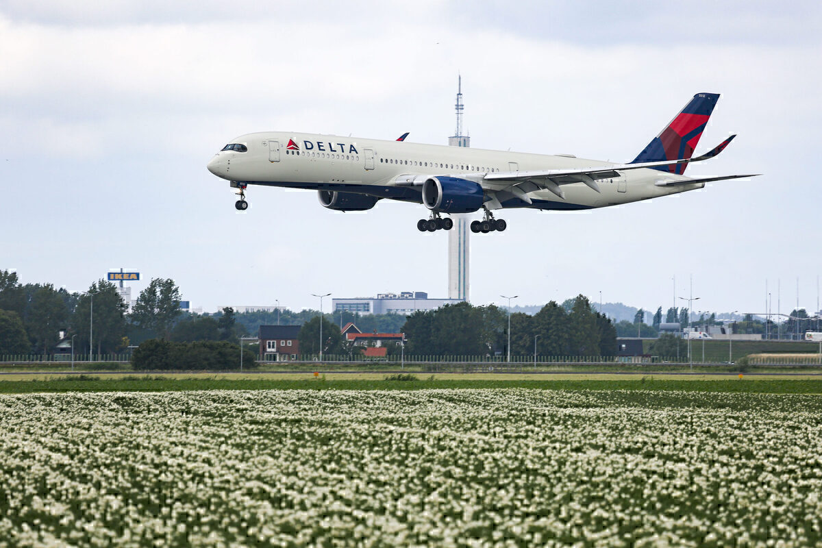 Delta Flights Are Getting Less Turbulence – Here's Why