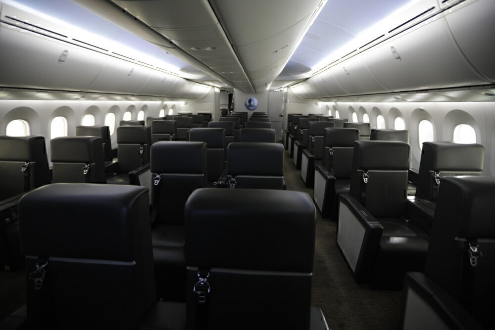 Seating area 787