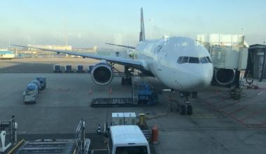 Delta 777 N486DA