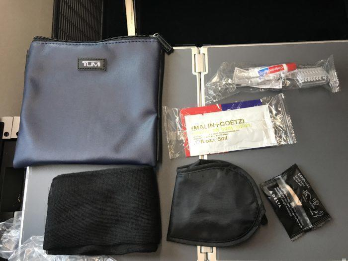 TUMI Amenity Kit in Premium Select