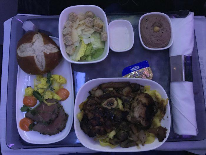 Delta Premium Select Meal