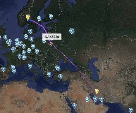 Norwegian Boeing 737 Is Stuck In Iran After In Flight Fault