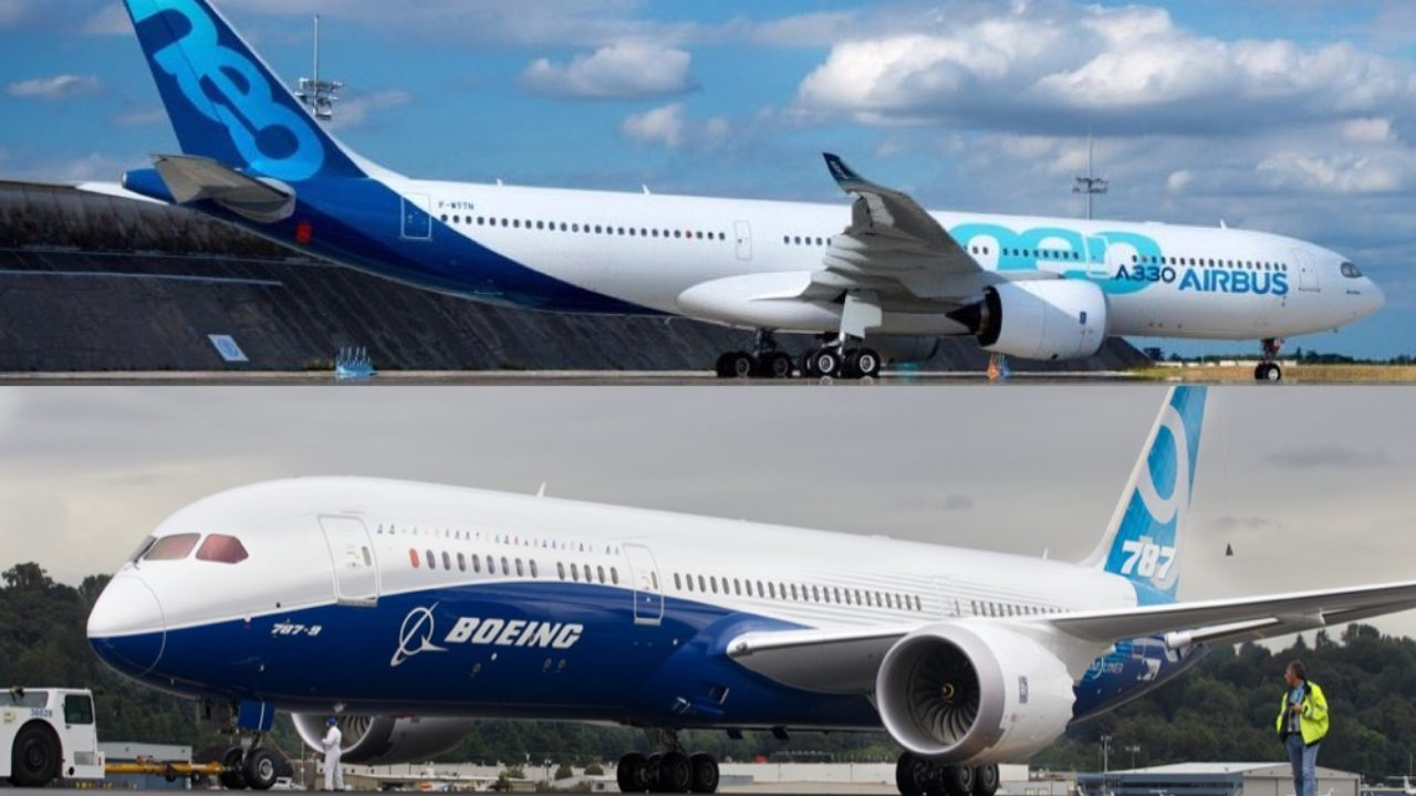 Airbus A330neo Vs Boeing 787-9 - Which Is Best? - Simple Flying