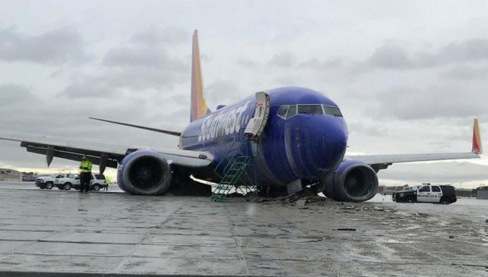 Southwest Crash