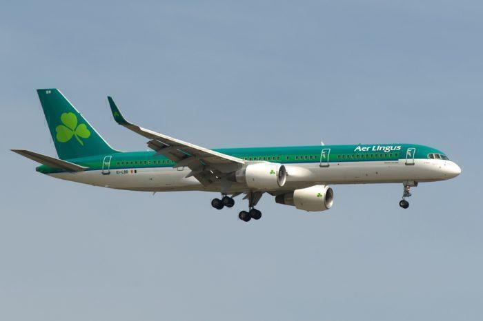 Aer Lingus B757