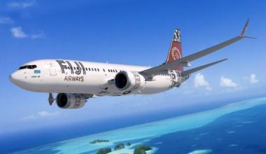 fiji 737 MAX 8