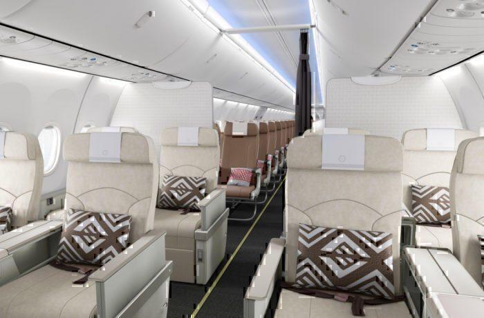 fiji air 737 max business